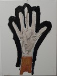 The Glove,12x16in, OilonCanvas, 6:25:09