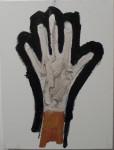 The Glove,12x16in, OilonCanvas, 6:25:09