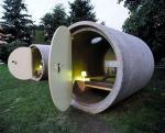 Sewage PIpe Hotel, Austria